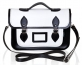 Zatchels - 11.5 Inch Leather Satchel