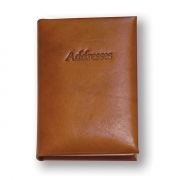 Cathian - Antique Address Book